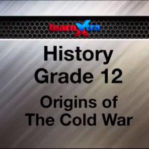 01 Origins of the Cold War