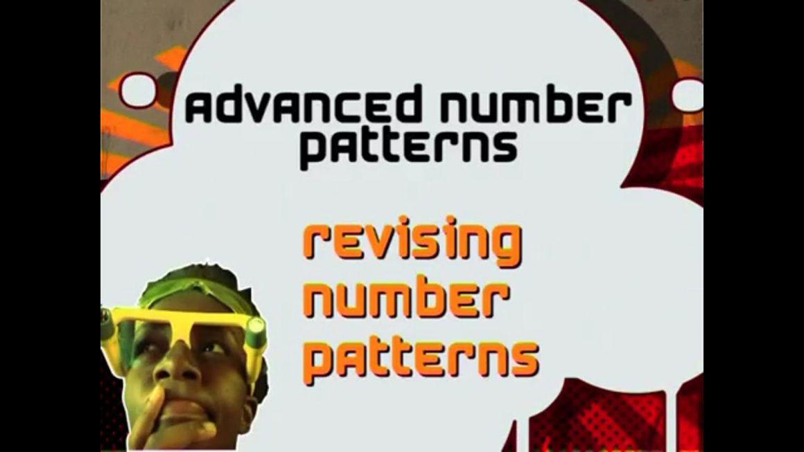 01 Revising Grade 11 Number Patterns