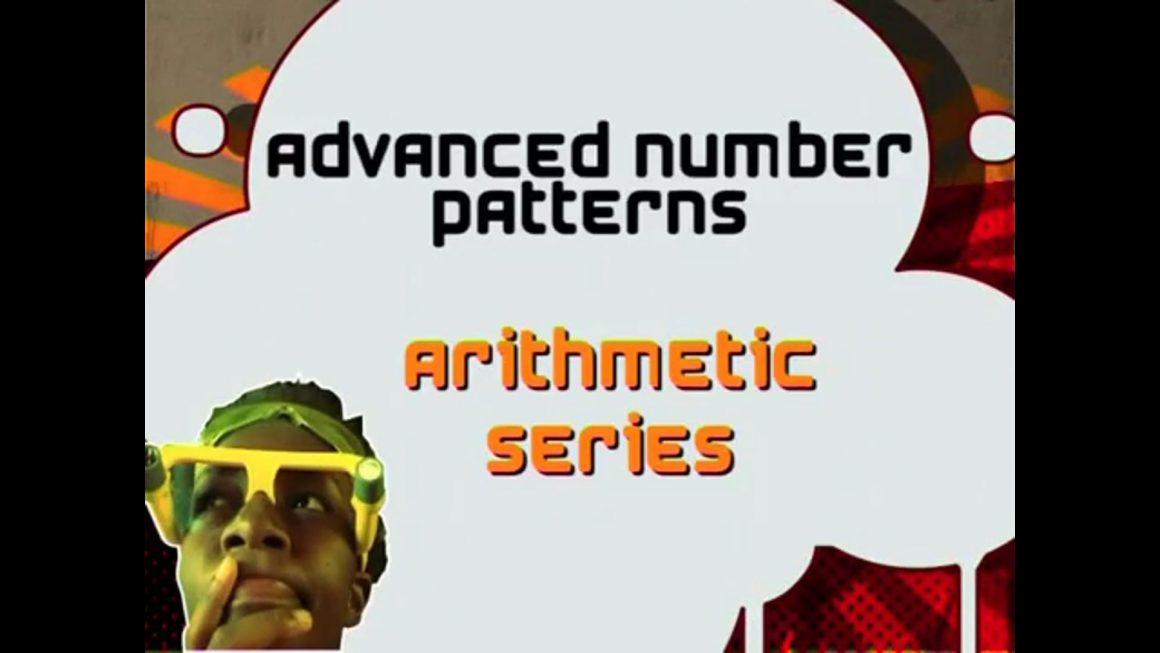 03 Arithmetic Series