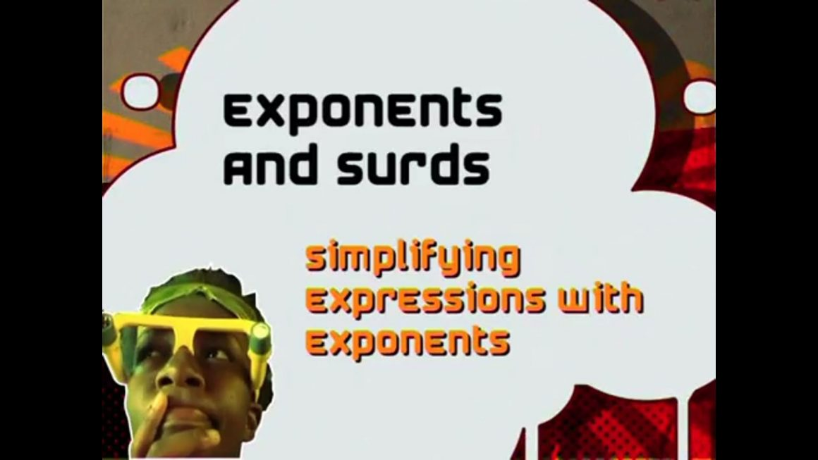 03 Simplifying Expressions with Exponents