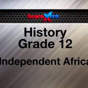 04 Independent Africa