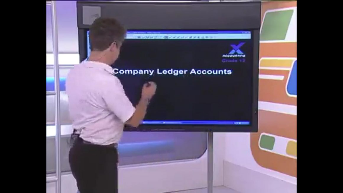 05 Company Ledger Accounts