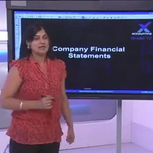 06 Company Financial Statements