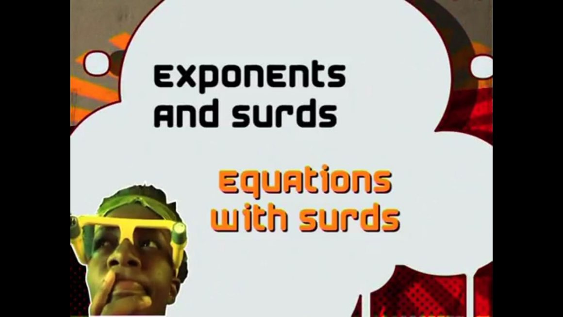 07 Equations with Surds