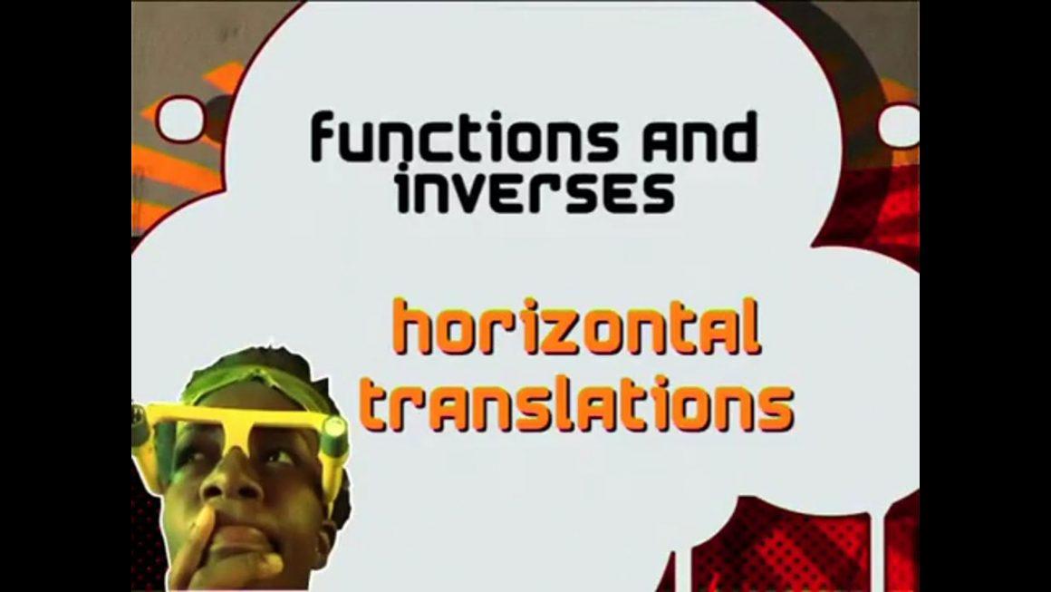 09 Horizontal Translations