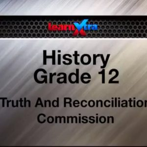 09 Truth & Reconciliation Commission