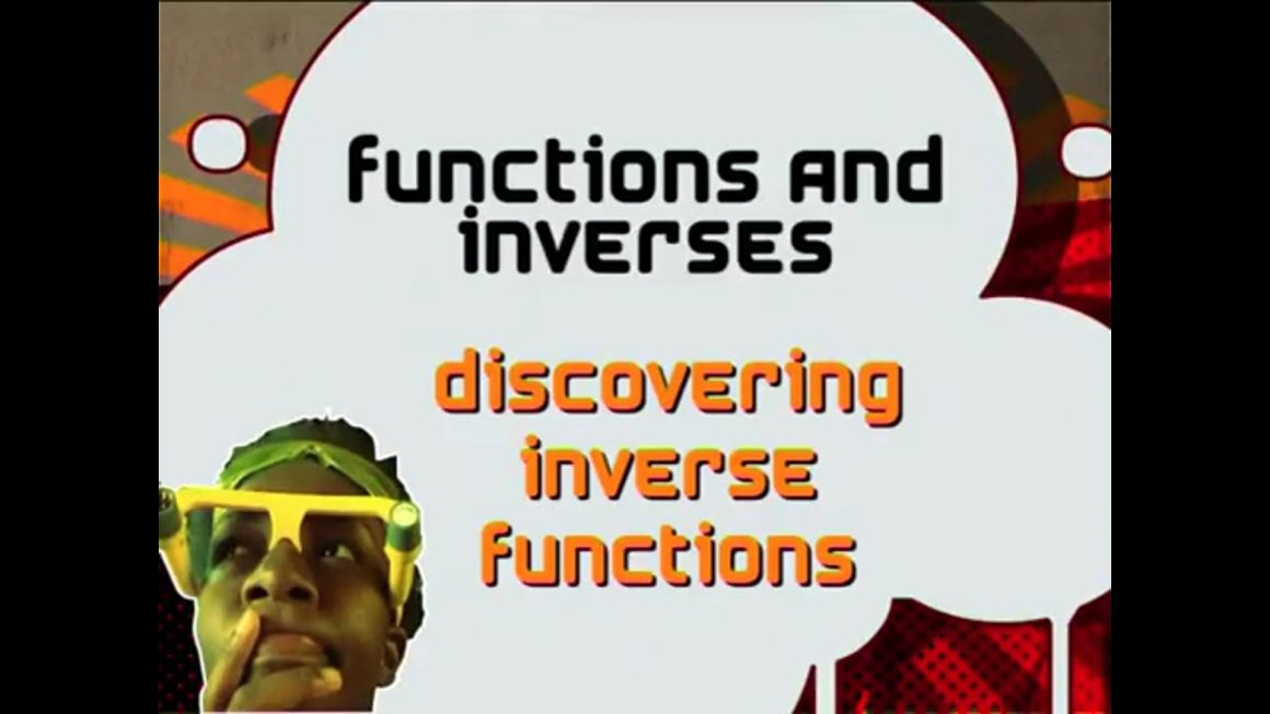 12Discovering Inverse Functions