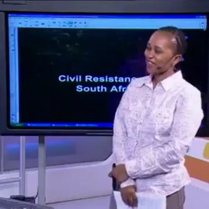 13 Revision – Civil Resistance in South Africa