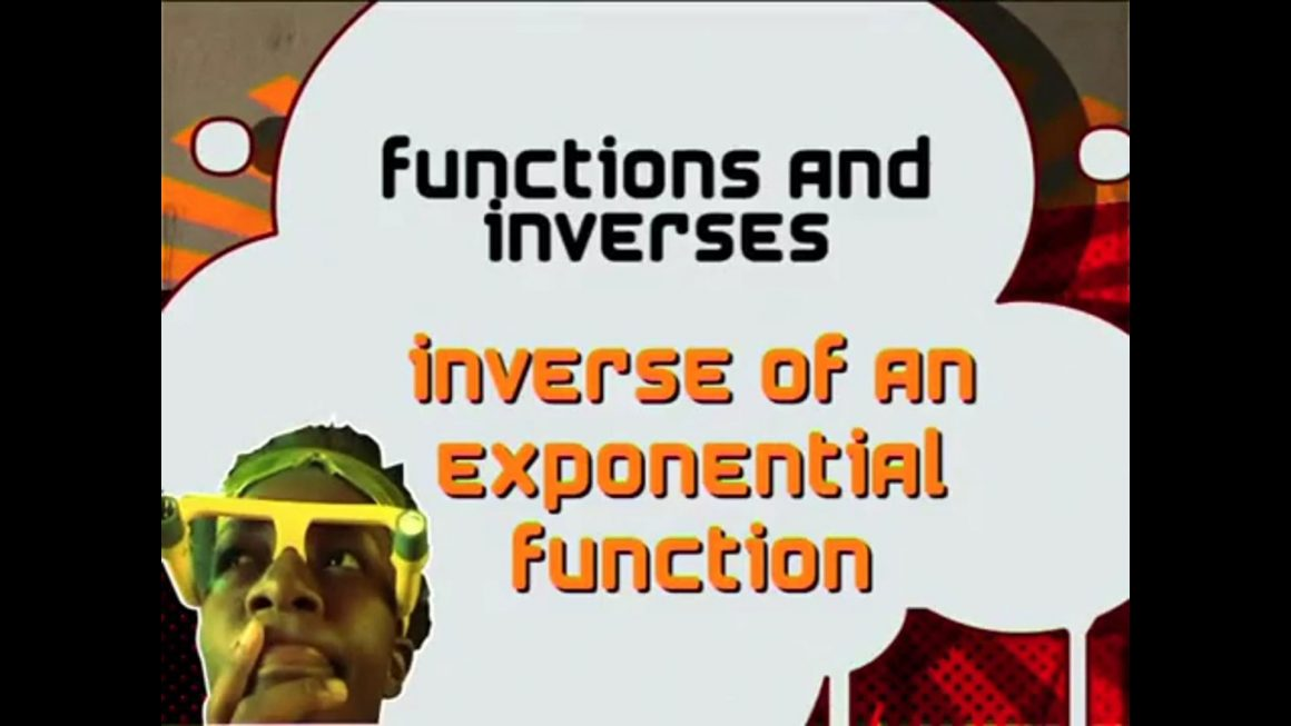 14 Inverse of an Exponential Function