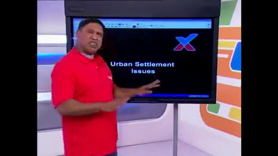 17 Urban Settlement Issues