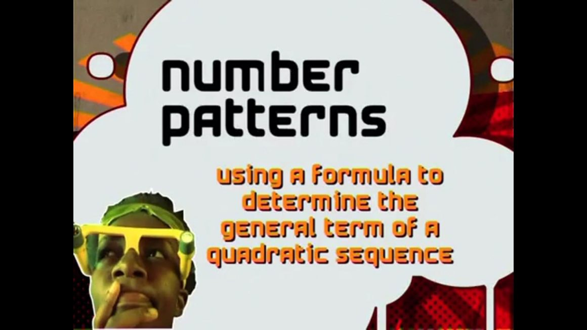 18 Determining the General Term of a Quadratic Sequence