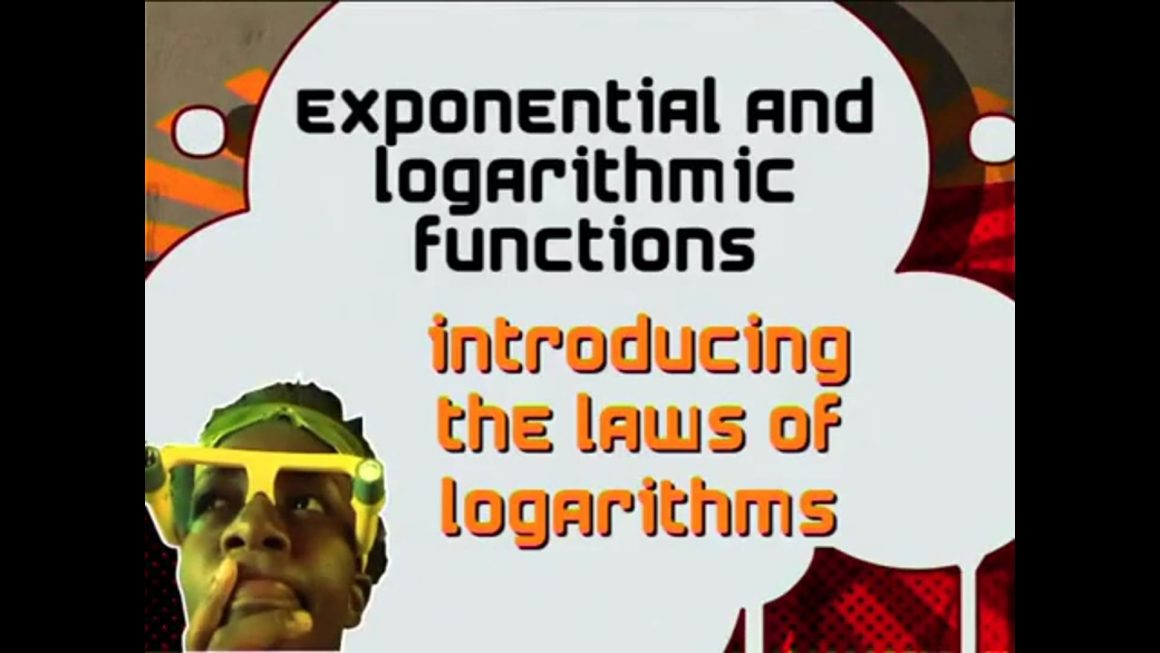 19 Introducing the Laws of Logarithms