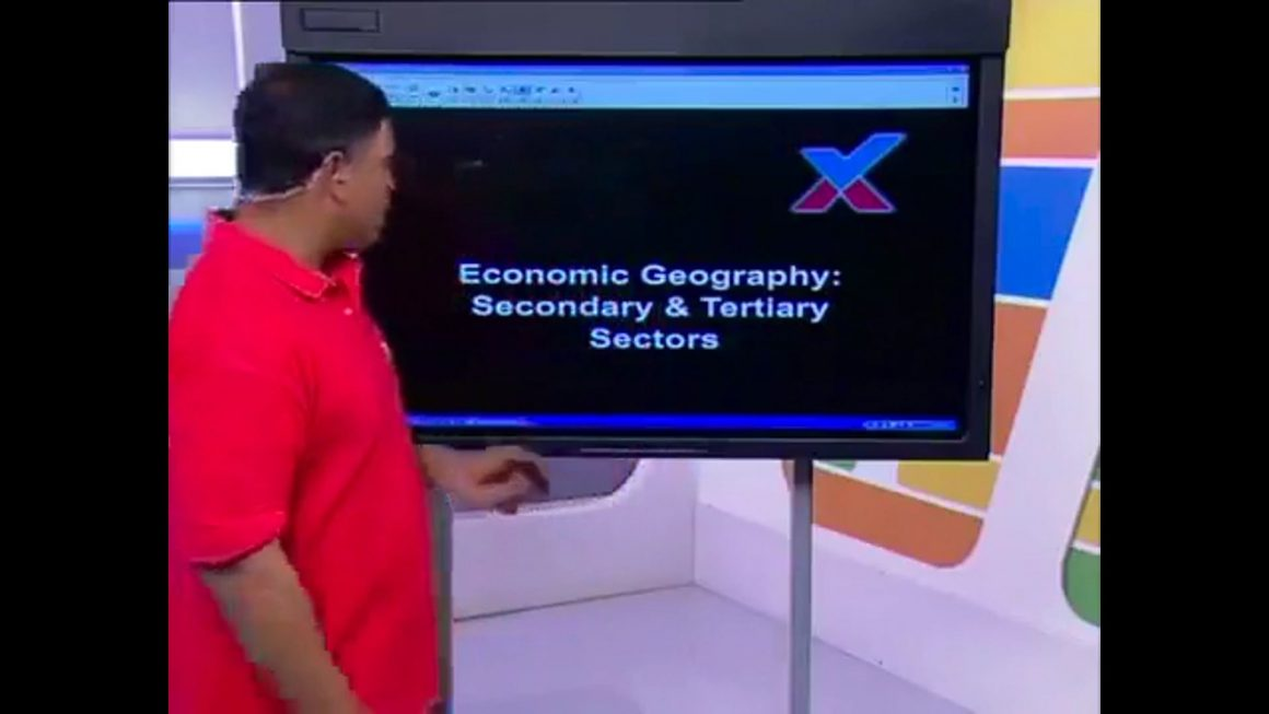 23 Economic Geography II – Secondary & Tertiary Sector