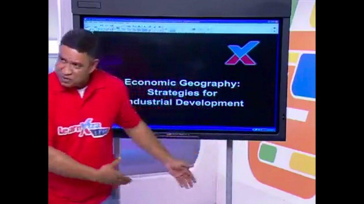 24 Economic Geography III – Strategies for Industrial Development