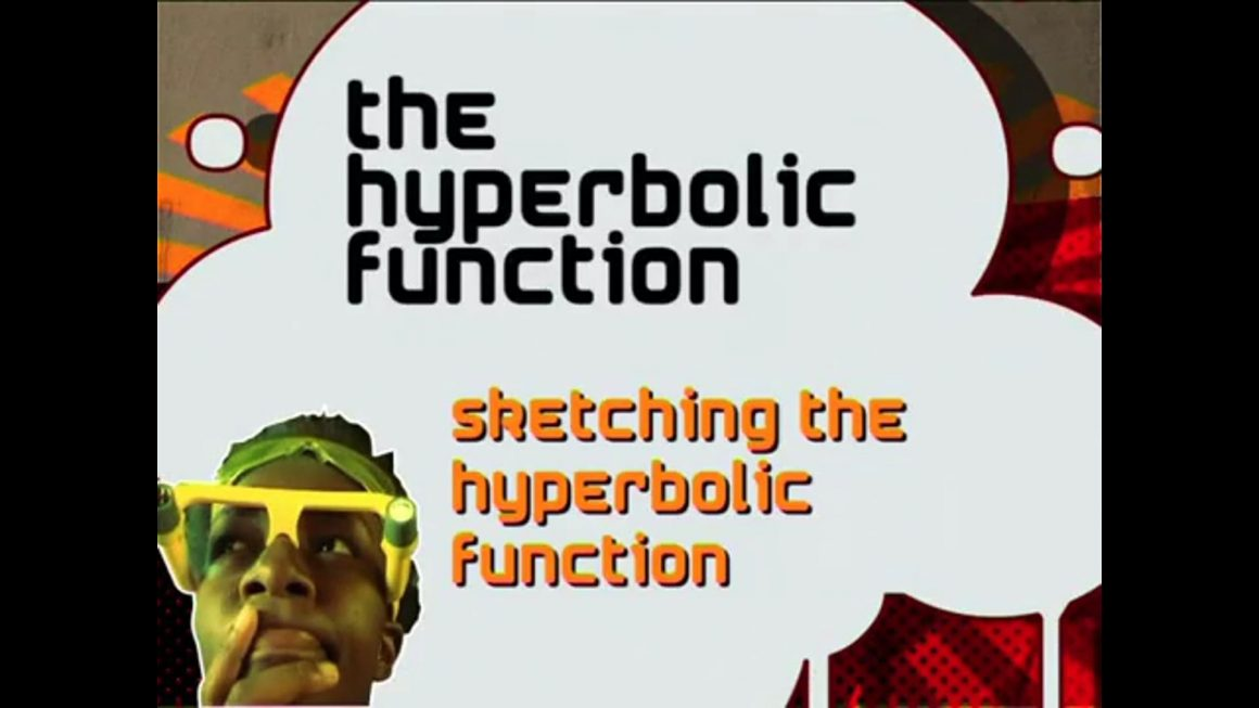 31 Sketching the Hyperbolic Function