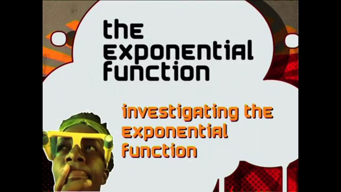 33 Investigating the Exponential Function