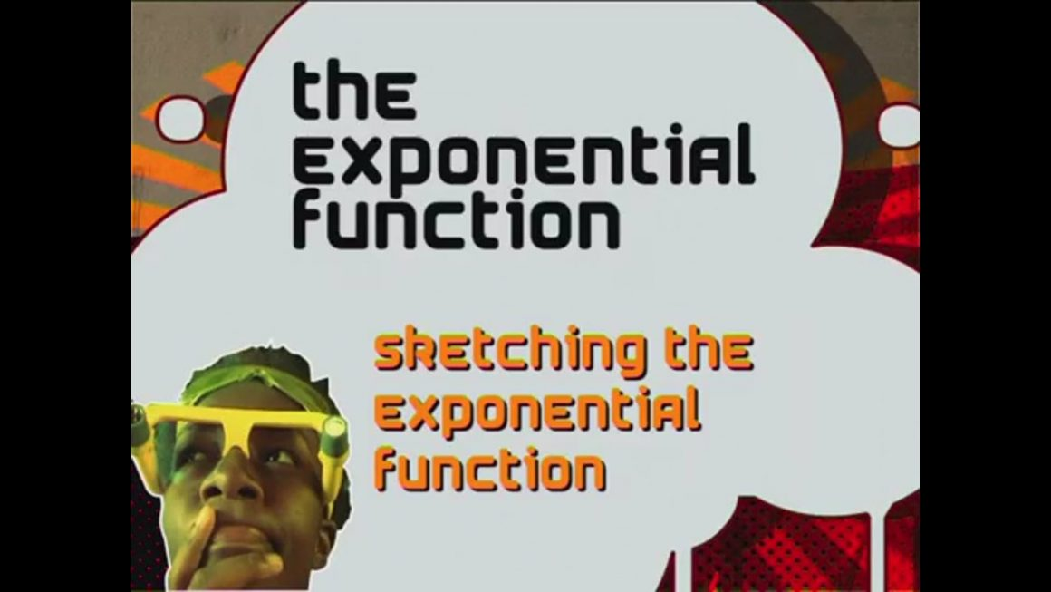 34 Sketching the Exponential Function