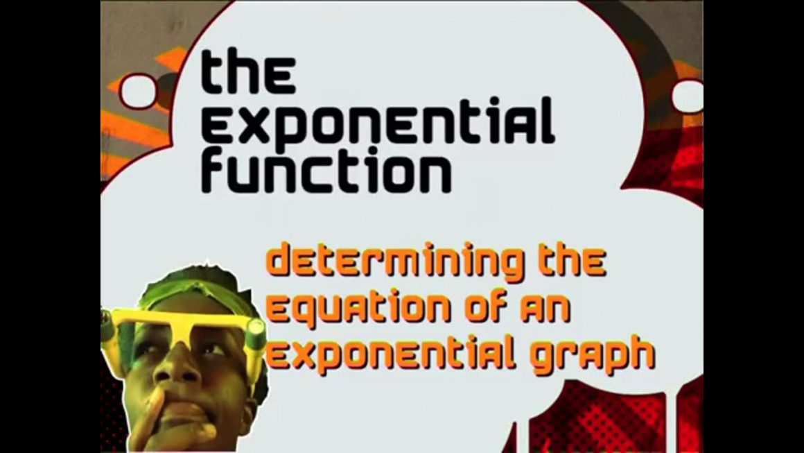 35 Determining the Equation of an Exponential Function