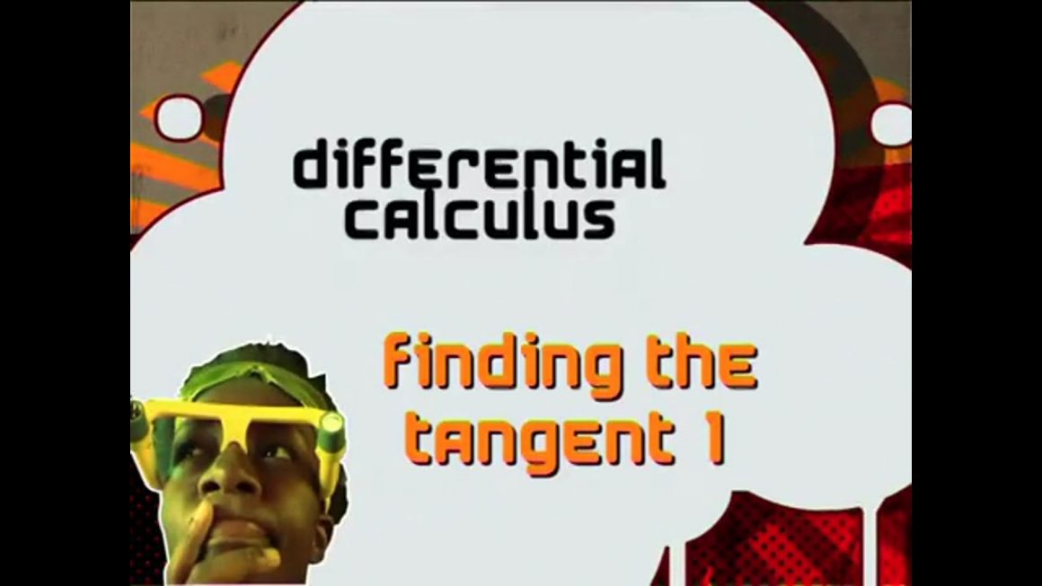 39 Finding the Tangent I