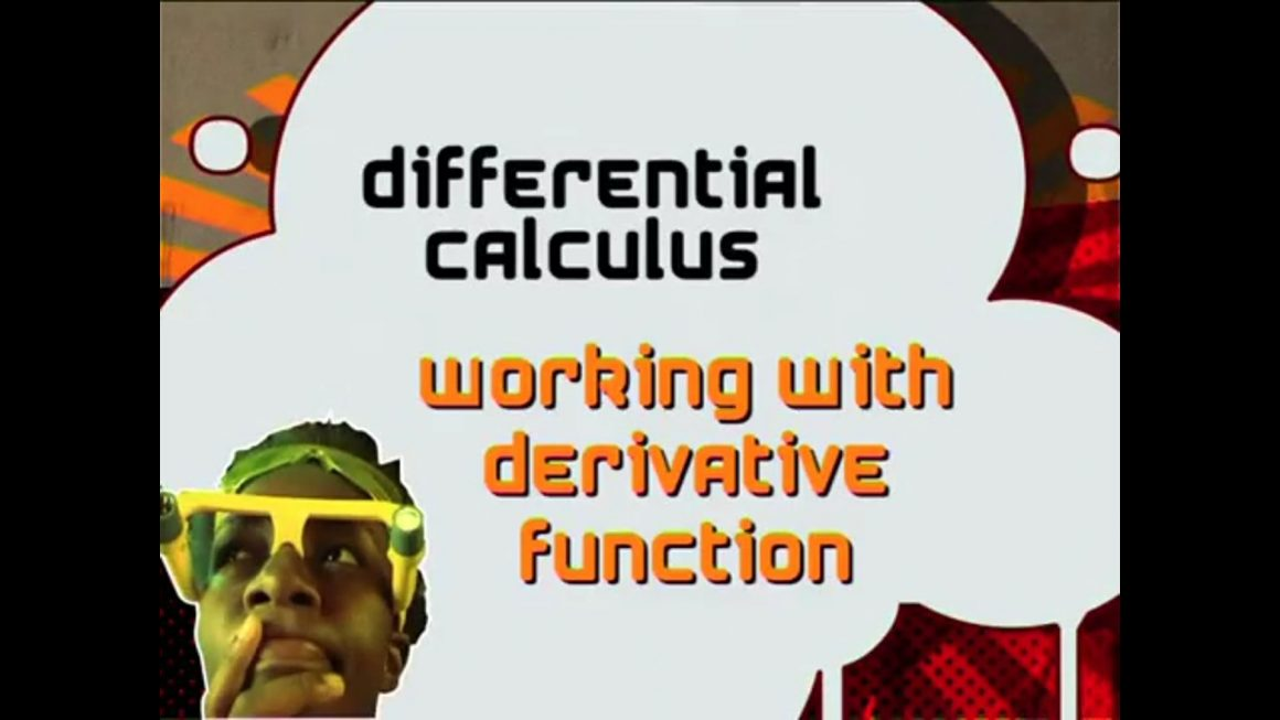 42 Working with the Derivatives Function
