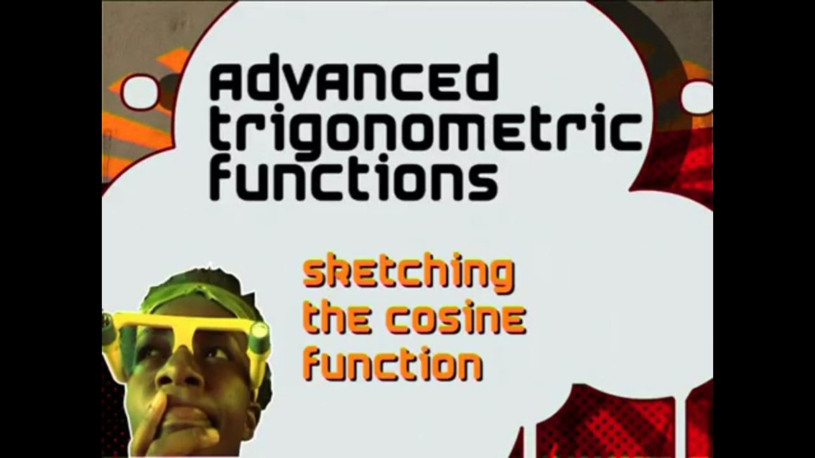 43 Sketching the Cosine Function