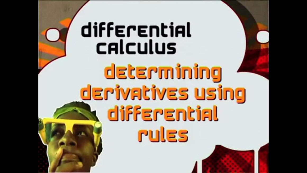 44 Determining the Derivative using Differential Rules