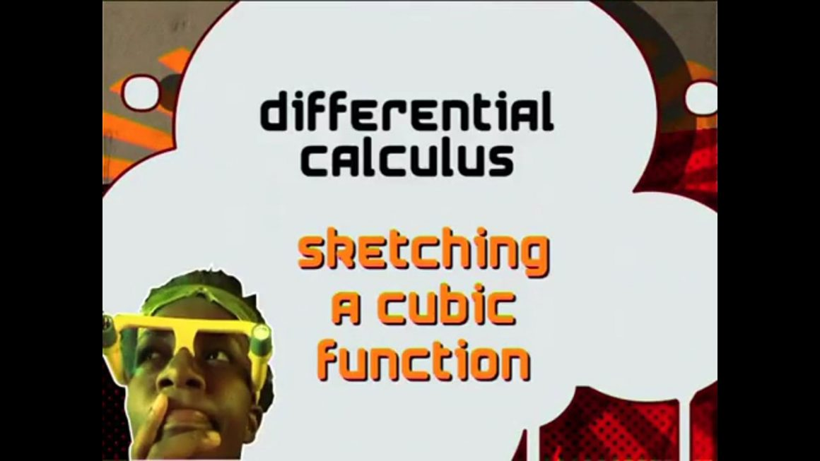 45 Sketching a Cubic Function