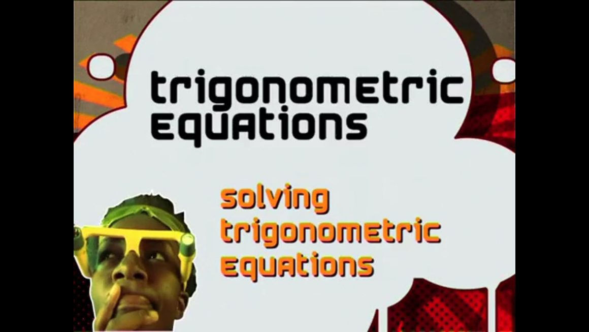 50 Solving Trigonometric Equations