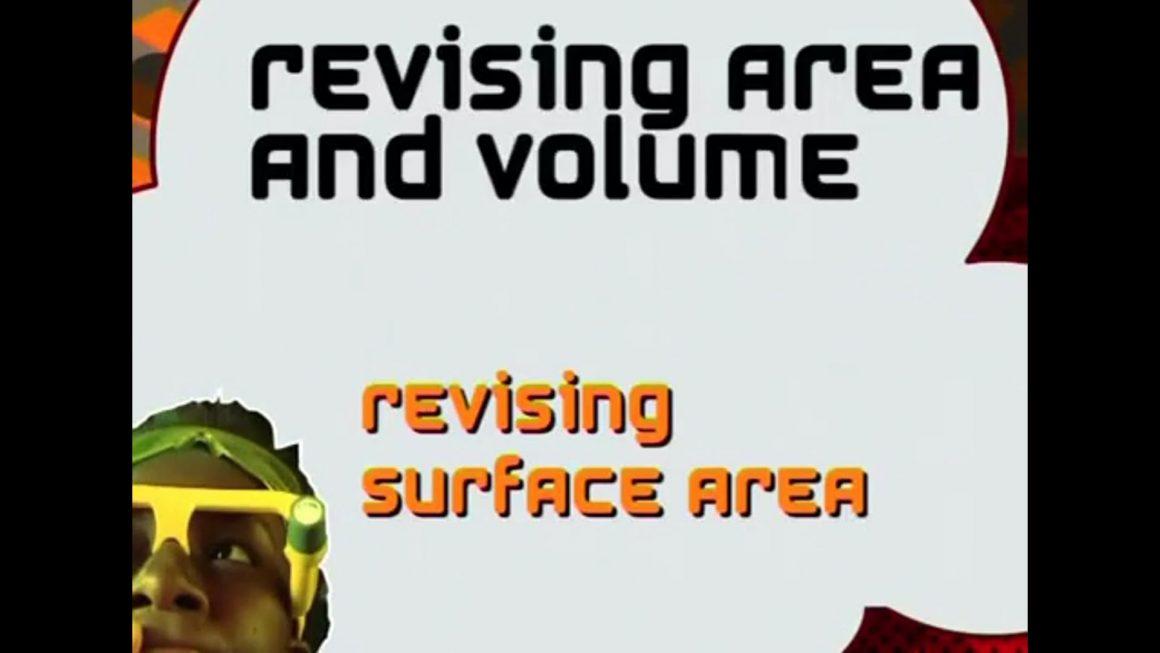 52 Revising Grade 10 Surface Area