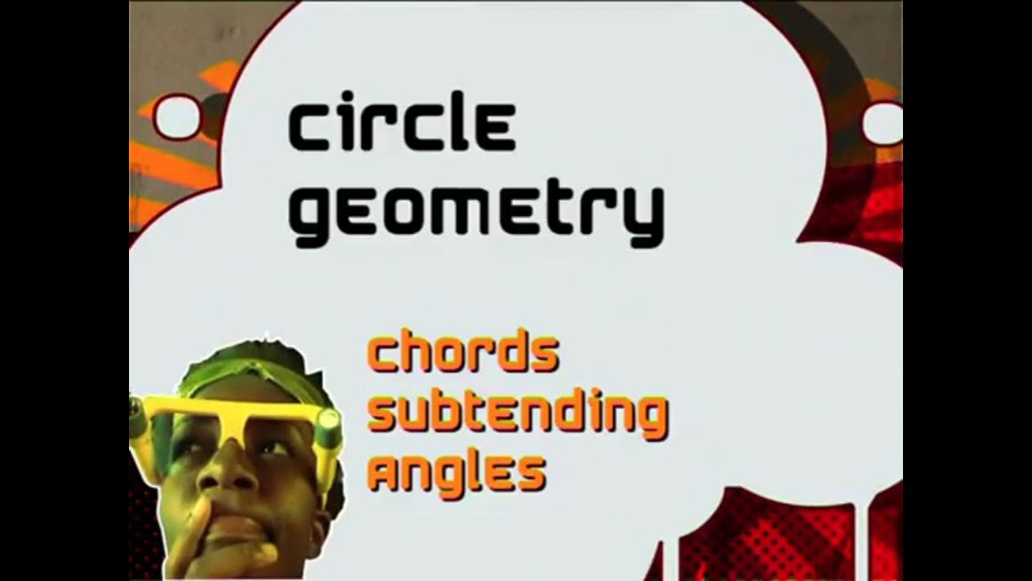 57 Chords Subtending Angles