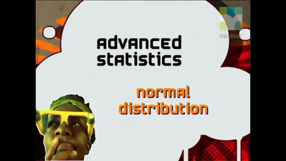 58 Normal Distribution