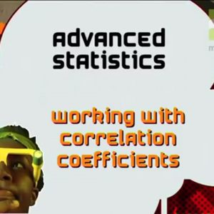 61 Working with Correlation Coefficients