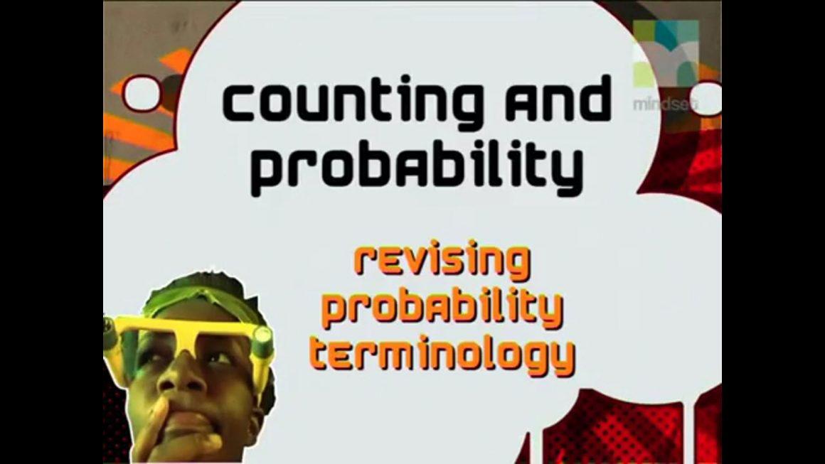 63 Revising Grade 11 Probability Terminology