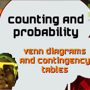 64 Venn Diagrams and Contigency Tables