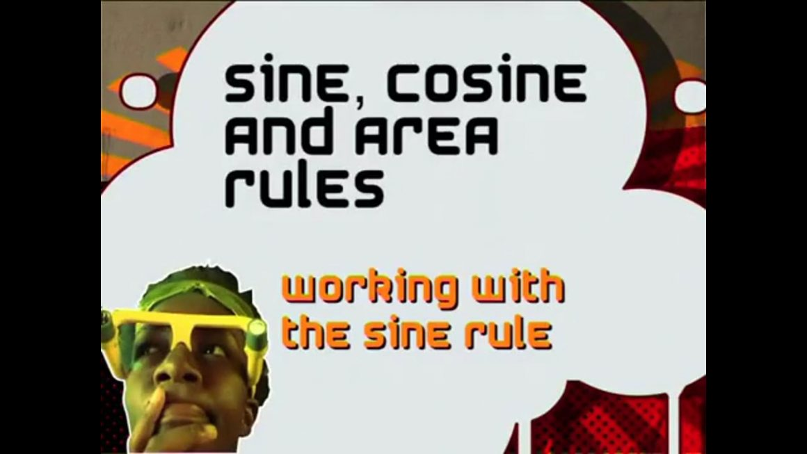 66 Working with the Sine Rule