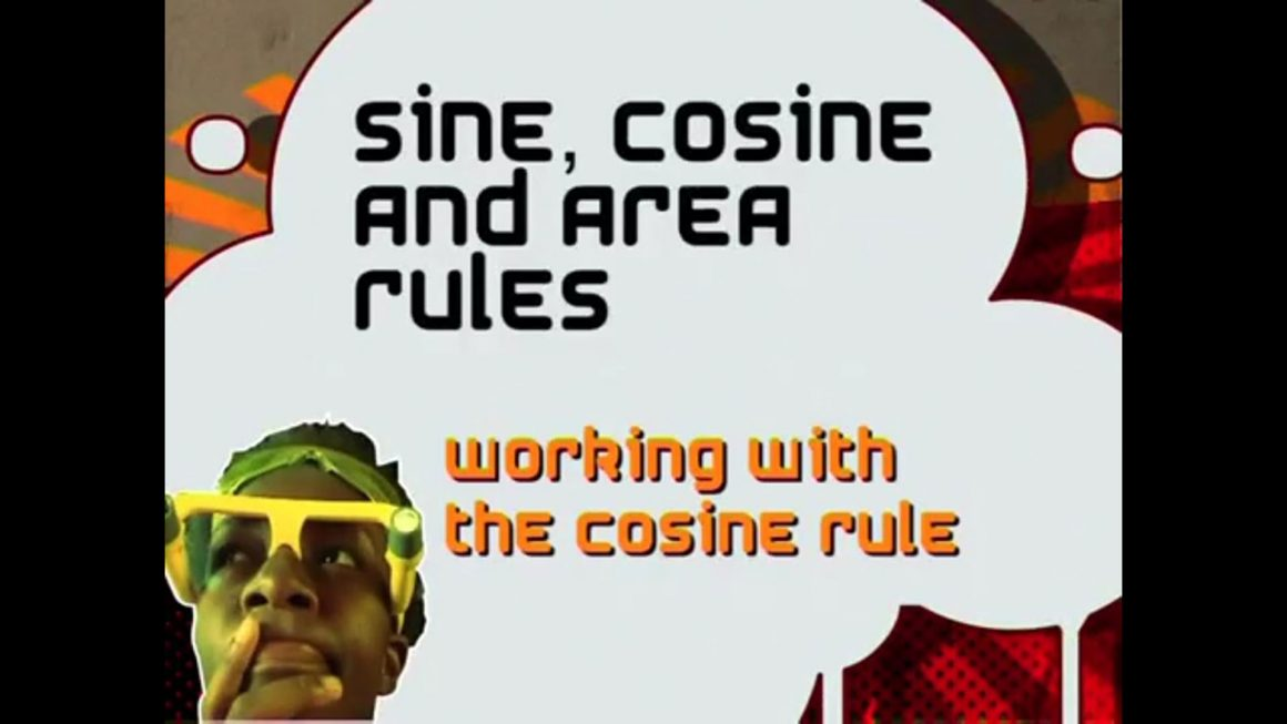 67 Working with the Cosine Rule