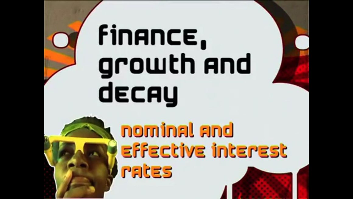 74 Nominal and Effective Interest Rates