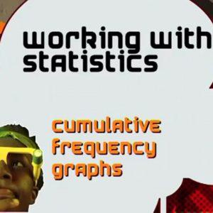 84 Cumulative Frequency Graphs