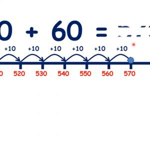 Add a multiple of 10 to a three digit number (bridging tens)