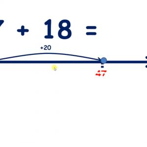 Add or subtract the nearest multiple of 10 and adjust with T8