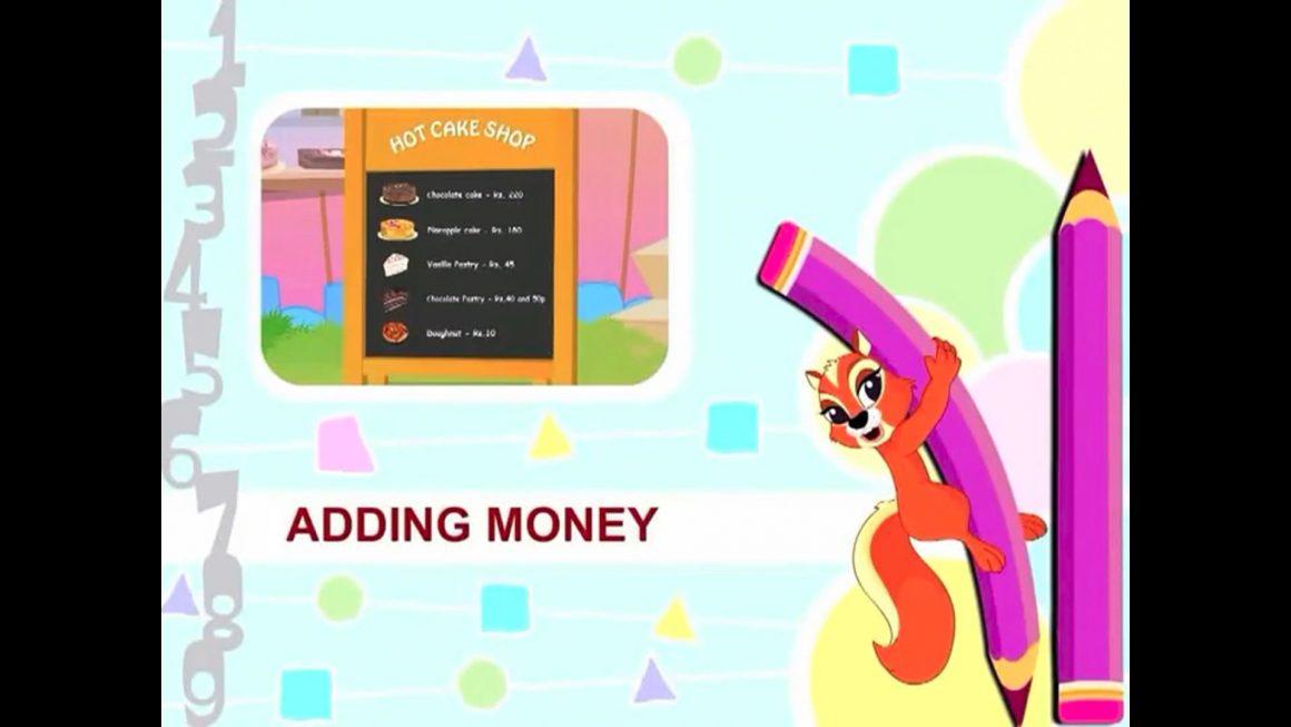 Cool Math – Adding Money