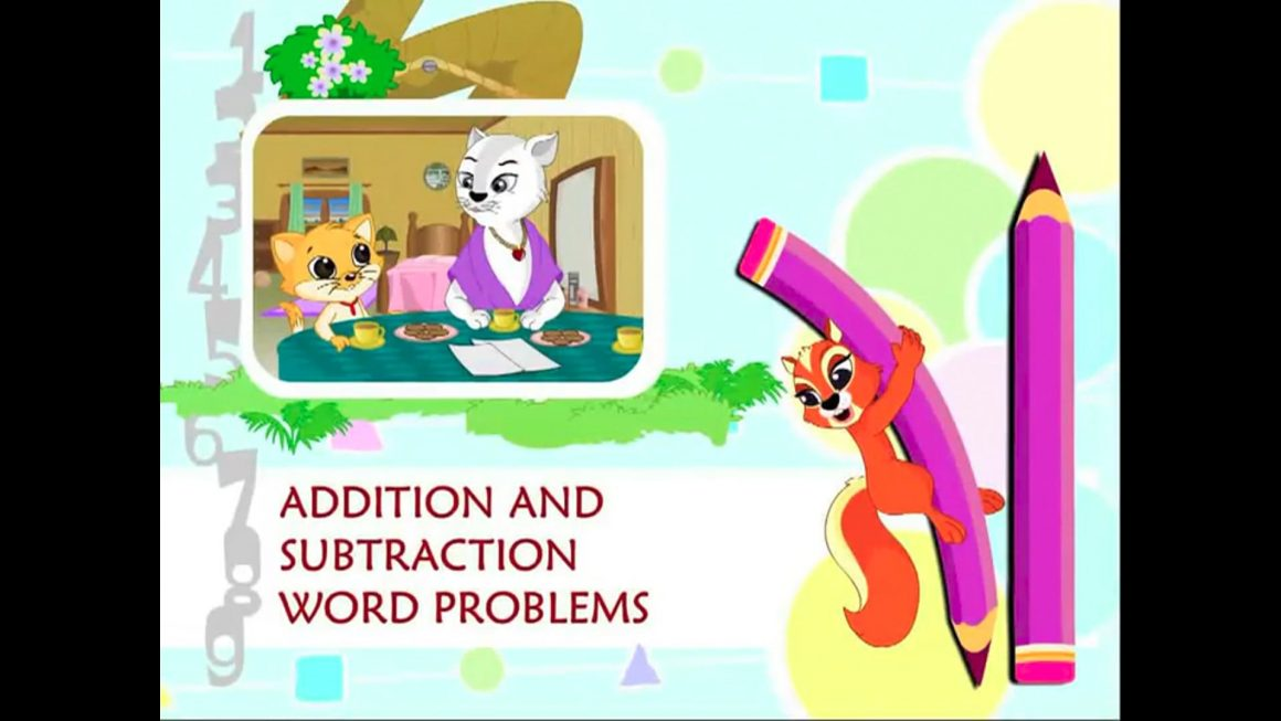 Cool Math – Addition and Subtraction Word Problems