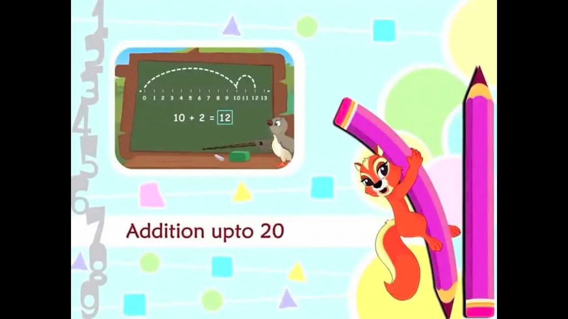 Cool Math – Addition Up to 20