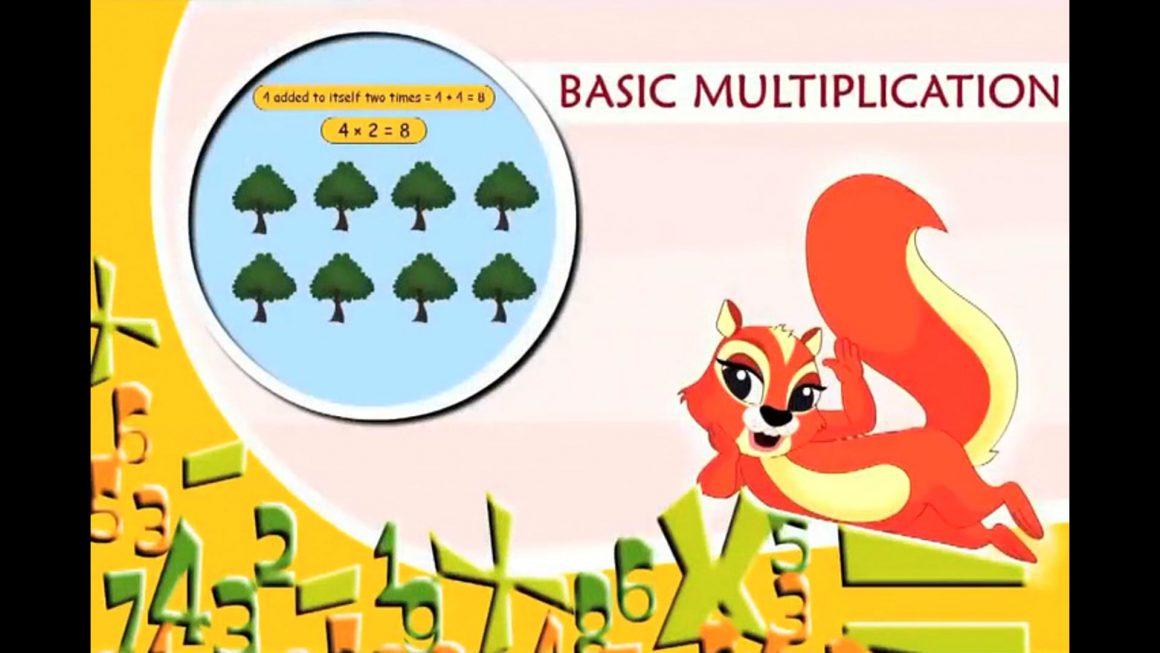 Cool Math – Basic Multiplication