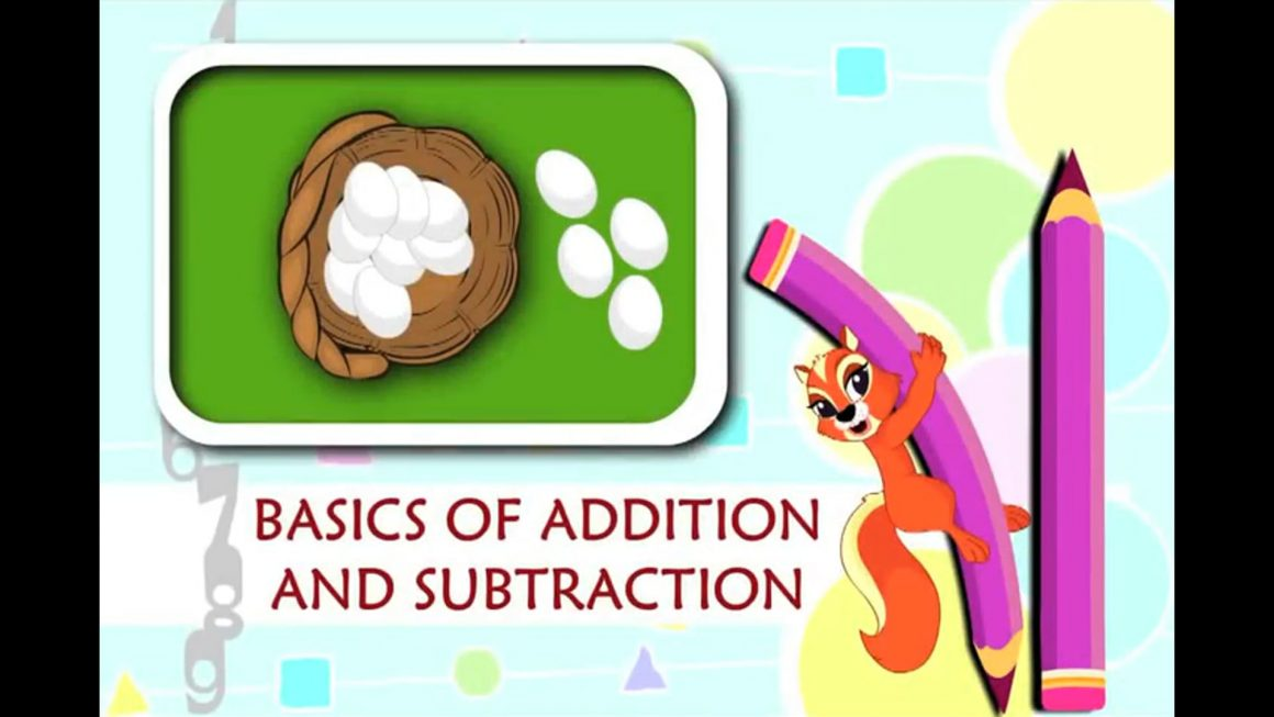 Cool Math – Basics of Addition and Subtraction