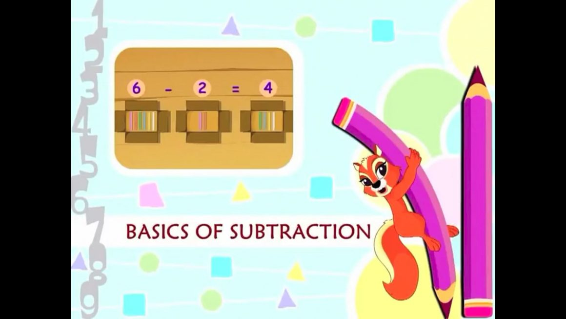Cool Math – Basics of Subtraction