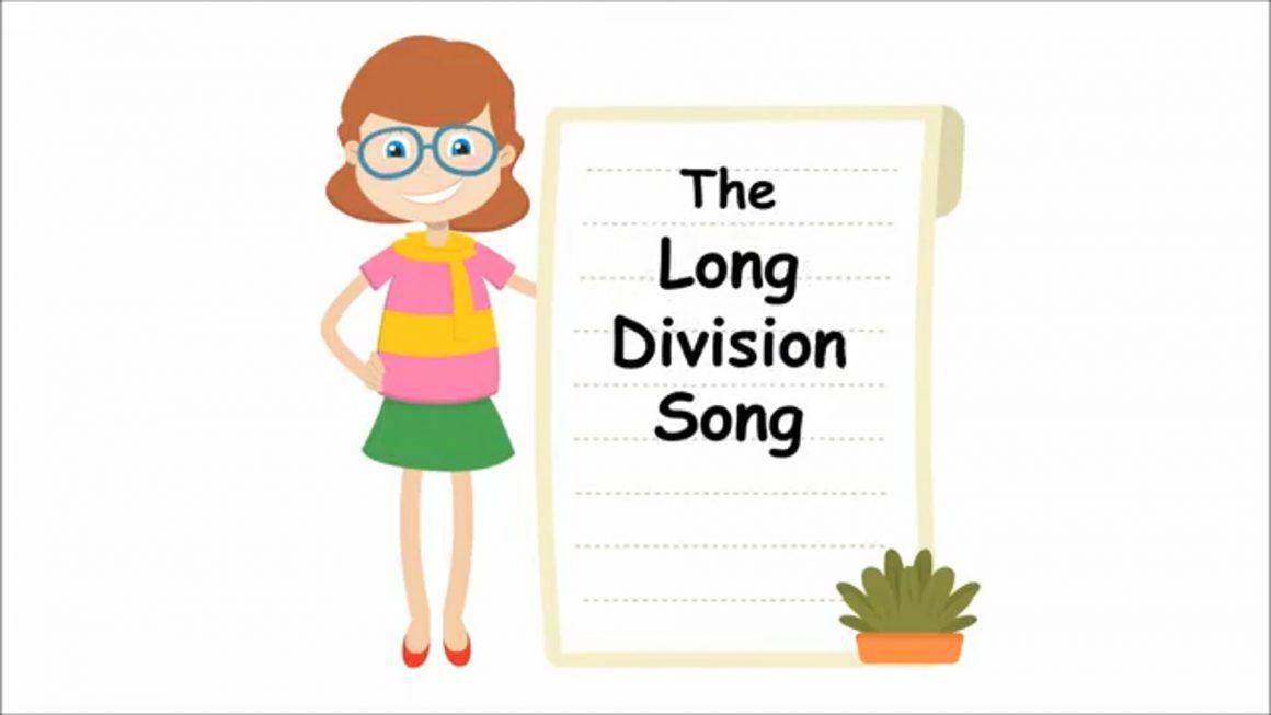 Long Division Song