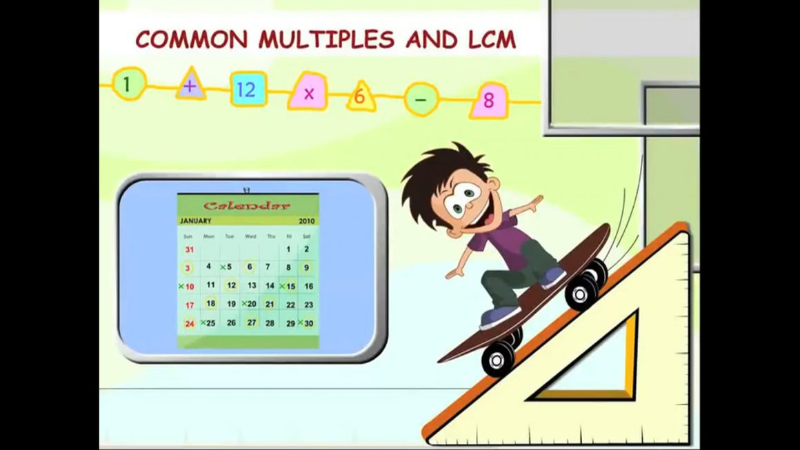 Math for kids – Common Multiples and LCM.mp4