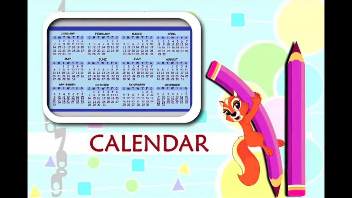Cool Math – Calendar
