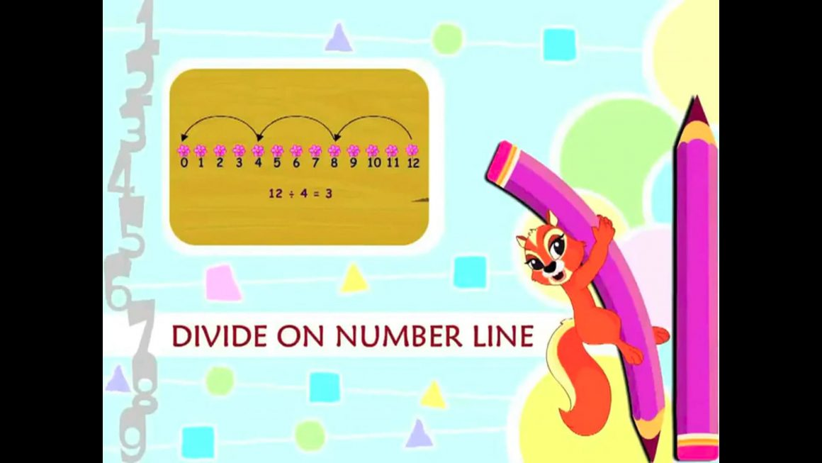 Cool Math – Divide on a Number Line